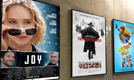 Sinemalarda bu hafta – 8 Ocak 2016