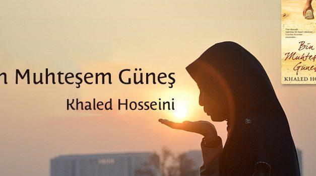 Bin Muhteşem Güneş – Khaled Hosseini