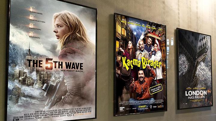 Sinemalarda Bu Hafta