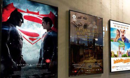 Sinemalarda bu hafta – 25 Mart 2016