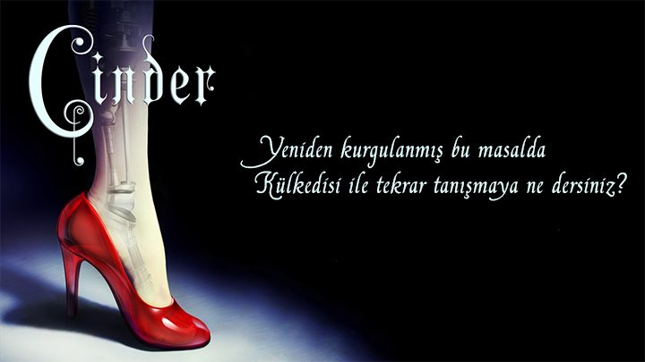Photo of Cinder – Marissa Meyer
