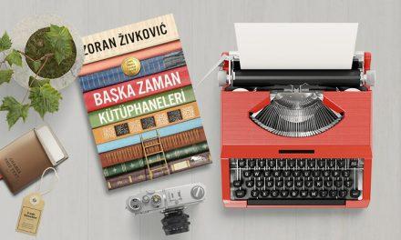 Başka Zaman Kütüphaneleri – Zoran Zivkovic