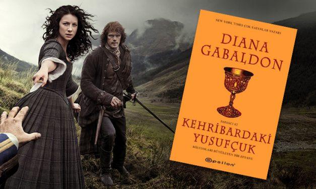 Kehribardaki Yusufçuk – Diana Gabaldon