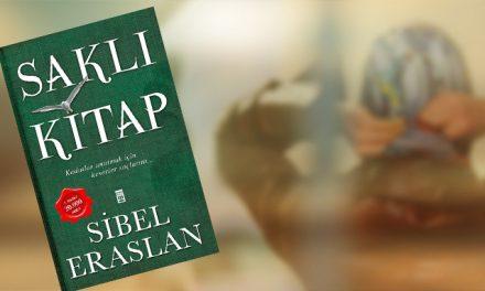 Saklı Kitap – Sibel Eraslan