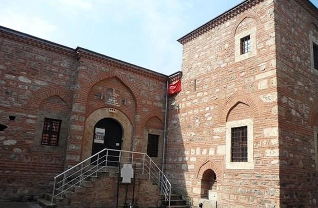 10- İnebey Yazma Eser Kütüphanesi - Bursa
