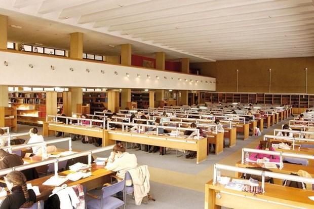 4- Milli Kütüphane - Ankara