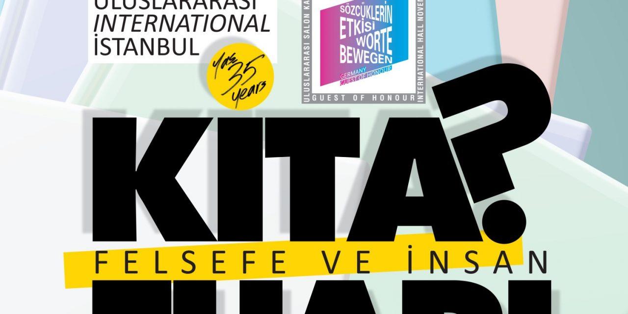 35. İstanbul Kitap Fuarı Teması ve Onur Yazarı belli oldu.