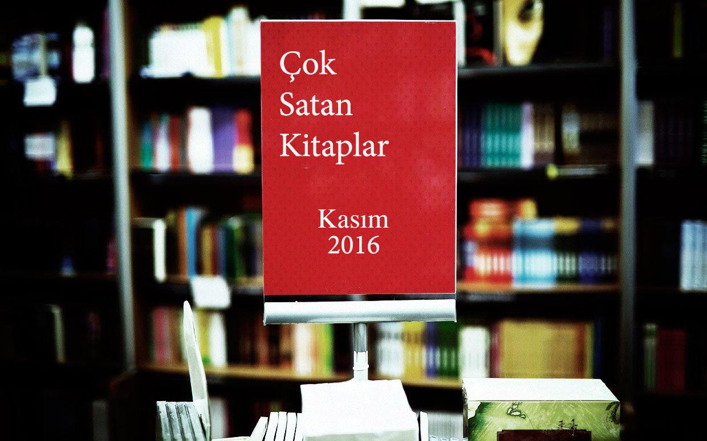 Çok Satan Kitaplar