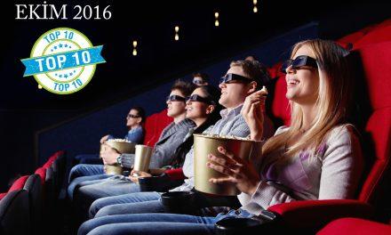 Çok İzlenen Filmler 28-30 Ekim