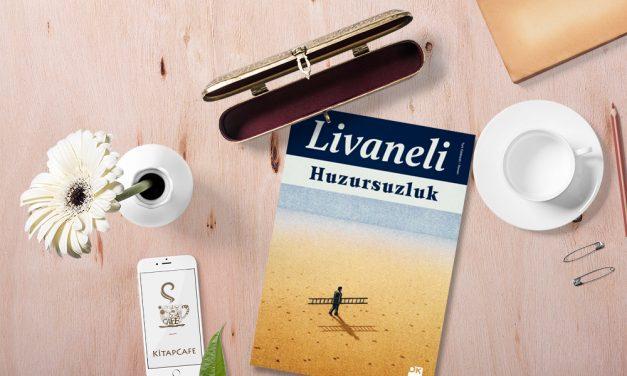 Zülfü Livaneli'den yeni roman!