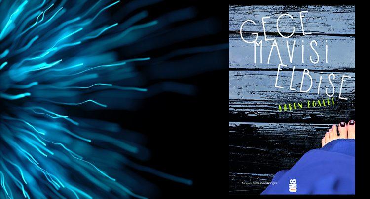 Gece Mavisi Elbise