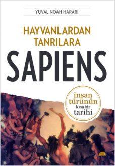 Hayvanlardan Tanrılara-Sapiens Yuval Noah Harari