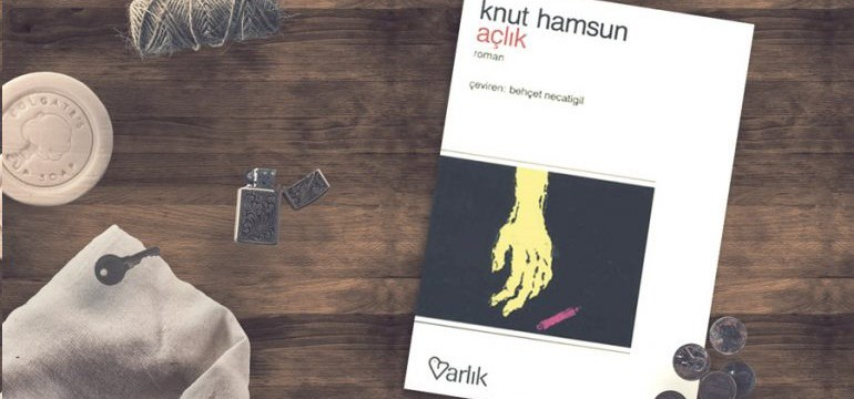 Photo of Açlık – Knut Hamsun