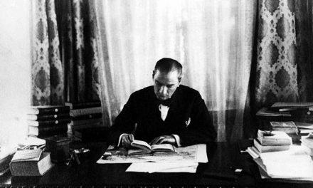 Yabancı Yazarların Atatürk'ü Anlattığı Kitaplar