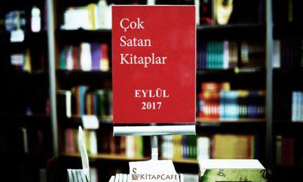 Çok Satan Kitaplar – Eylül 2017