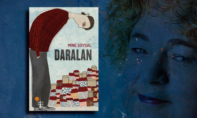 """Mine Soysal'la Yeni Kitabı """"Daralan"""" Üzerine Keyifli Bir Sohbet"""