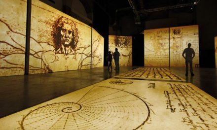 Dünyanın en büyük ve kapsamlı Leonardo Da Vinci sergisi İstanbul'da açılıyor.