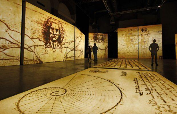 Photo of Dünyanın en büyük ve kapsamlı Leonardo Da Vinci sergisi İstanbul'da açılıyor.