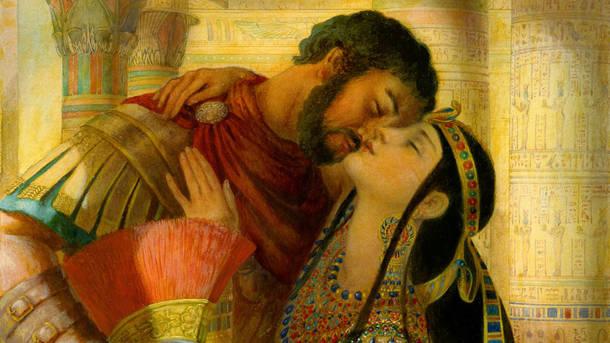 Kleopatra ve Mark Antony