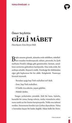 Gizli Mabet