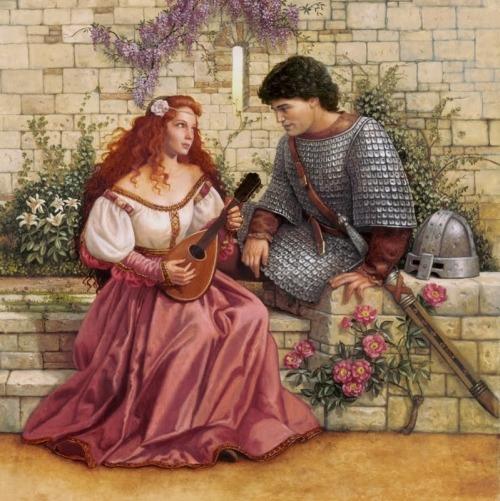 Lancelot ve Guinevere