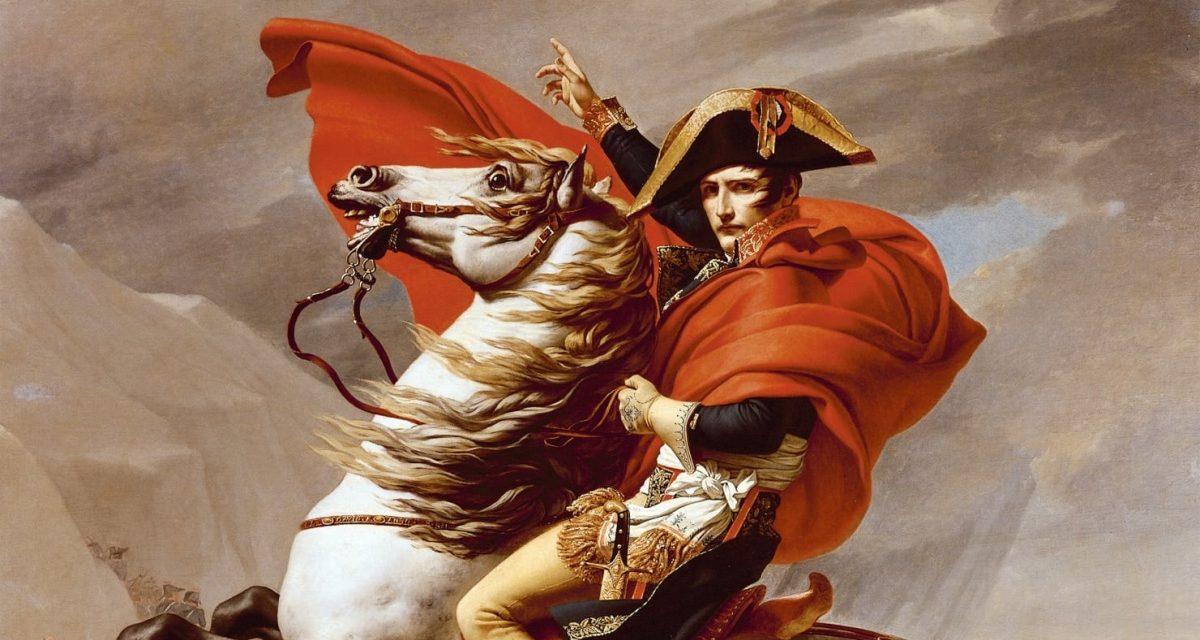 "Neredeyse Bir İtalyan ""Napolyon"""