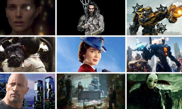 2018 Yılından Oscarlık 12 Müthiş Film