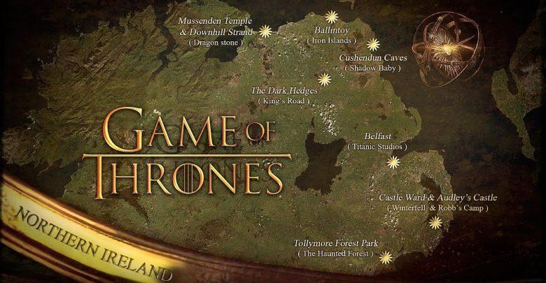 Game of Thrones: Westeros'un hiç bilinmeyen yerleri
