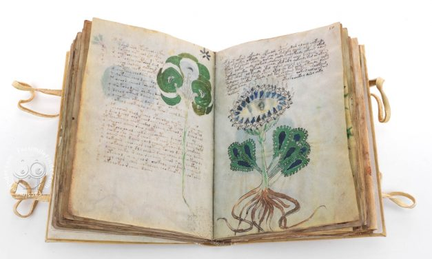 """Sırrı Çözülemeyen Kitap: """"Voynich El Yazması"""""""