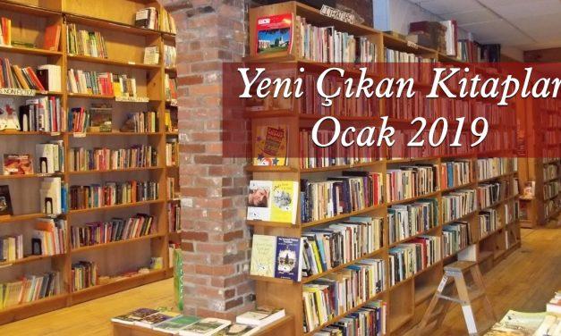 Yeni Çıkan Kitaplar – Ocak 2019