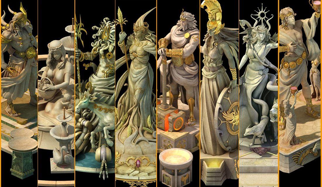 Merak Edilen Yunan Tanrıları Hakkında Bilgi