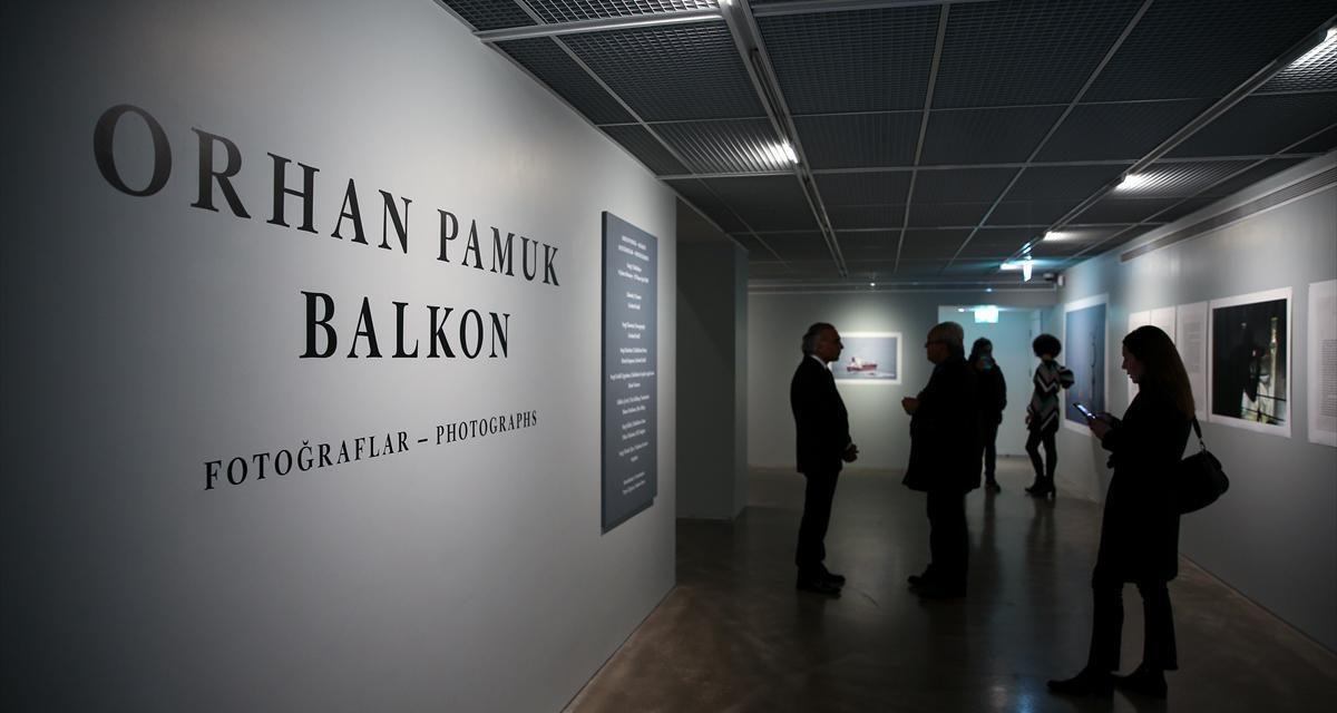 Orhan Pamuk – Balkon