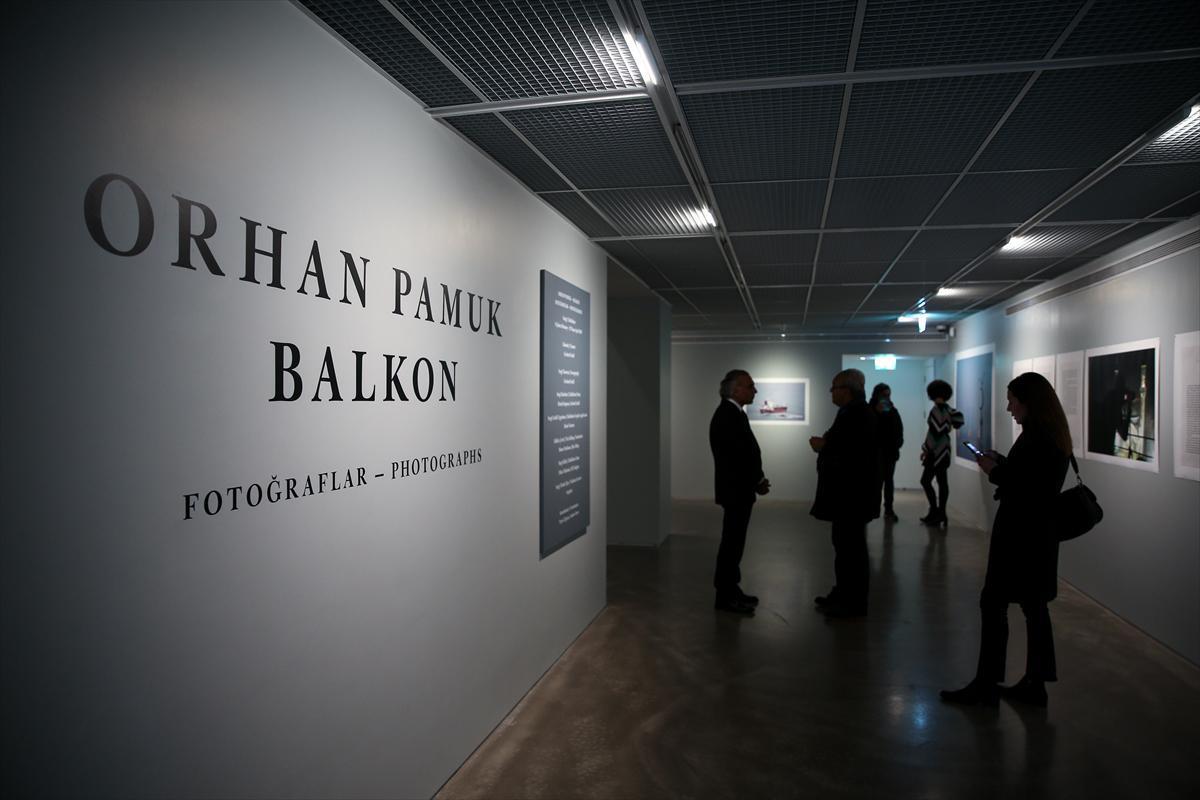 Orhan Pamuk - Balkon