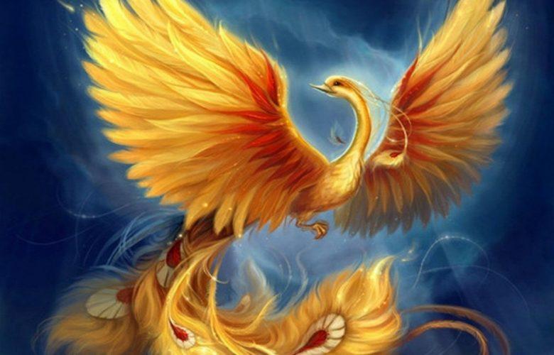 Yeraltı diyarının mitolojik kuşları: Hümâ, Anka ve Simurg