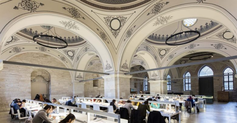 Photo of Wired Dergisi, Dünyanın en güzel 10 kütüphanesini sıraladı.