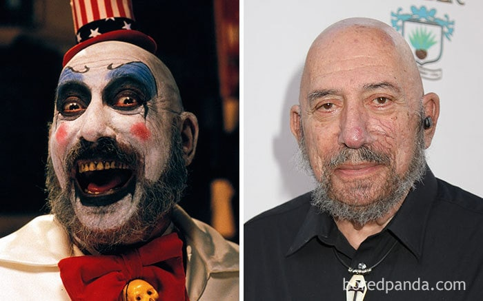Captain Spaulding – Sid Haig (The Devil's Rejects, 2005)