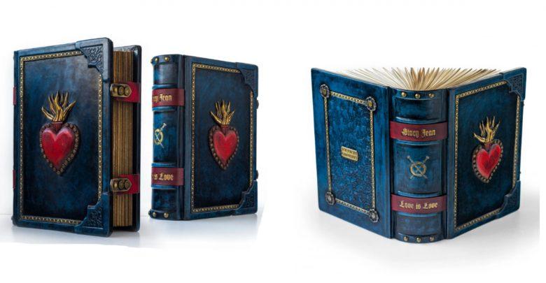 Photo of Ciltçilik Sanatı: İnanılmaz El Yapımı Kitaplar ve Dergiler