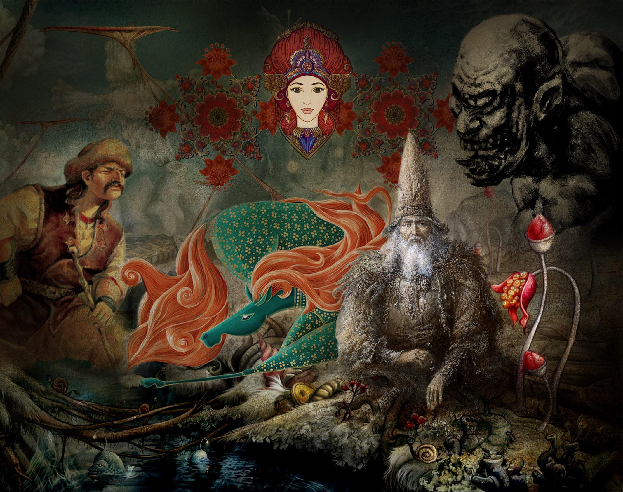 Türklerin en bilinen epik destanlarından: Dede Korkut Hikayeleri