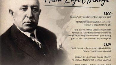 Modern romanın öncüsü: Halid Ziya Uşaklıgil
