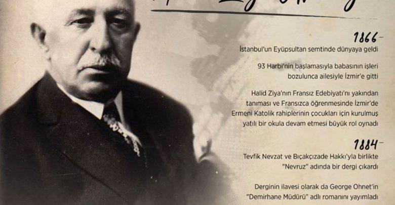 Photo of Modern romanın öncüsü: Halid Ziya Uşaklıgil