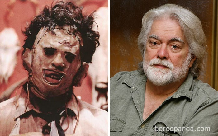 Leatherface – Gunnar Hansen (the Texas Chain Saw Massacre, 1974)