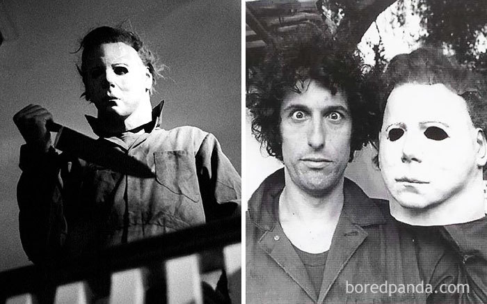 Michael Myers – Nick Castle (The Halloween, 1978)