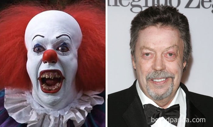 Pennywise – Tim Curry (It Movie, 1990)