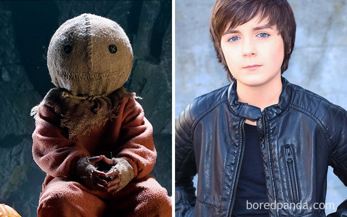Sam – Quinn Lord (Trick 'r Treat, 2007)