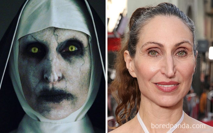 1 Valak – Bonnie Aarons (The Conjuring 2, 2016)
