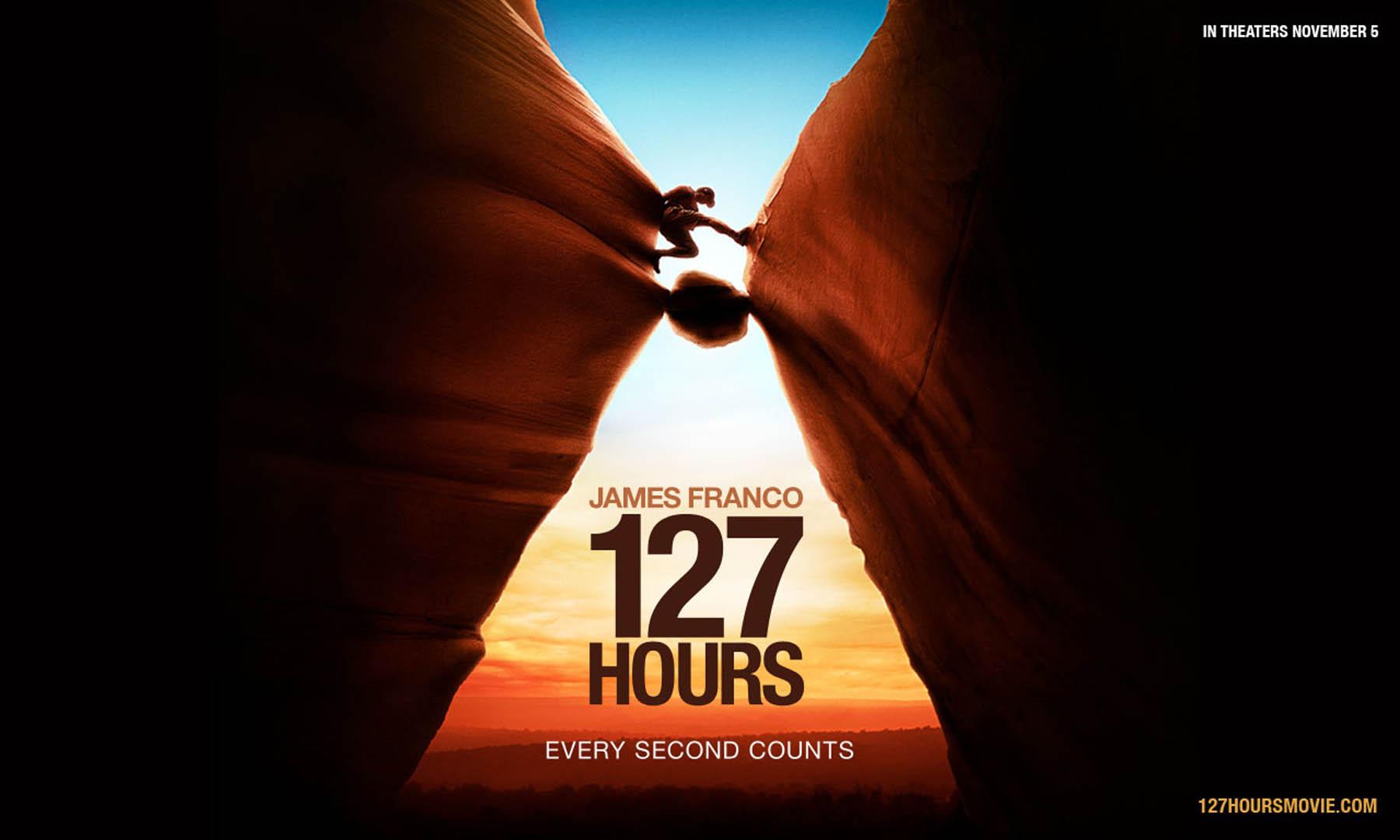 Gerçek Hikâyeden Filme: 127 Saat