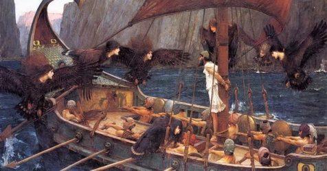 İlyada ile Odysseia