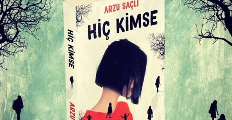 """Photo of """"Hiç Kimse"""" kitabı yazarı Arzu Saçlı söyleşisi"""
