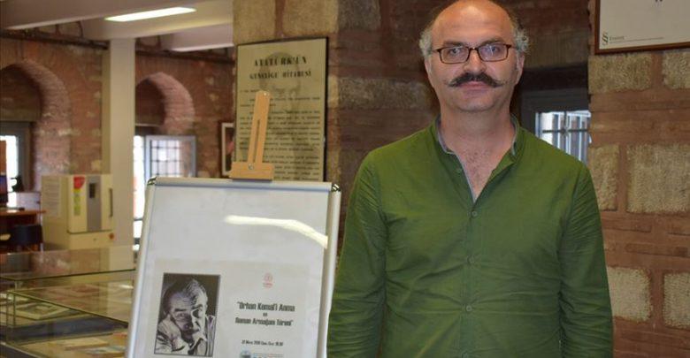 Photo of 48. Orhan Kemal Roman Armağanı'na Faruk Duman layık görüldü.