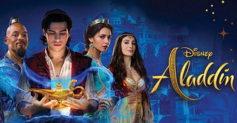 Photo of Aladdin 24 Mayıs'ta vizyona girecek